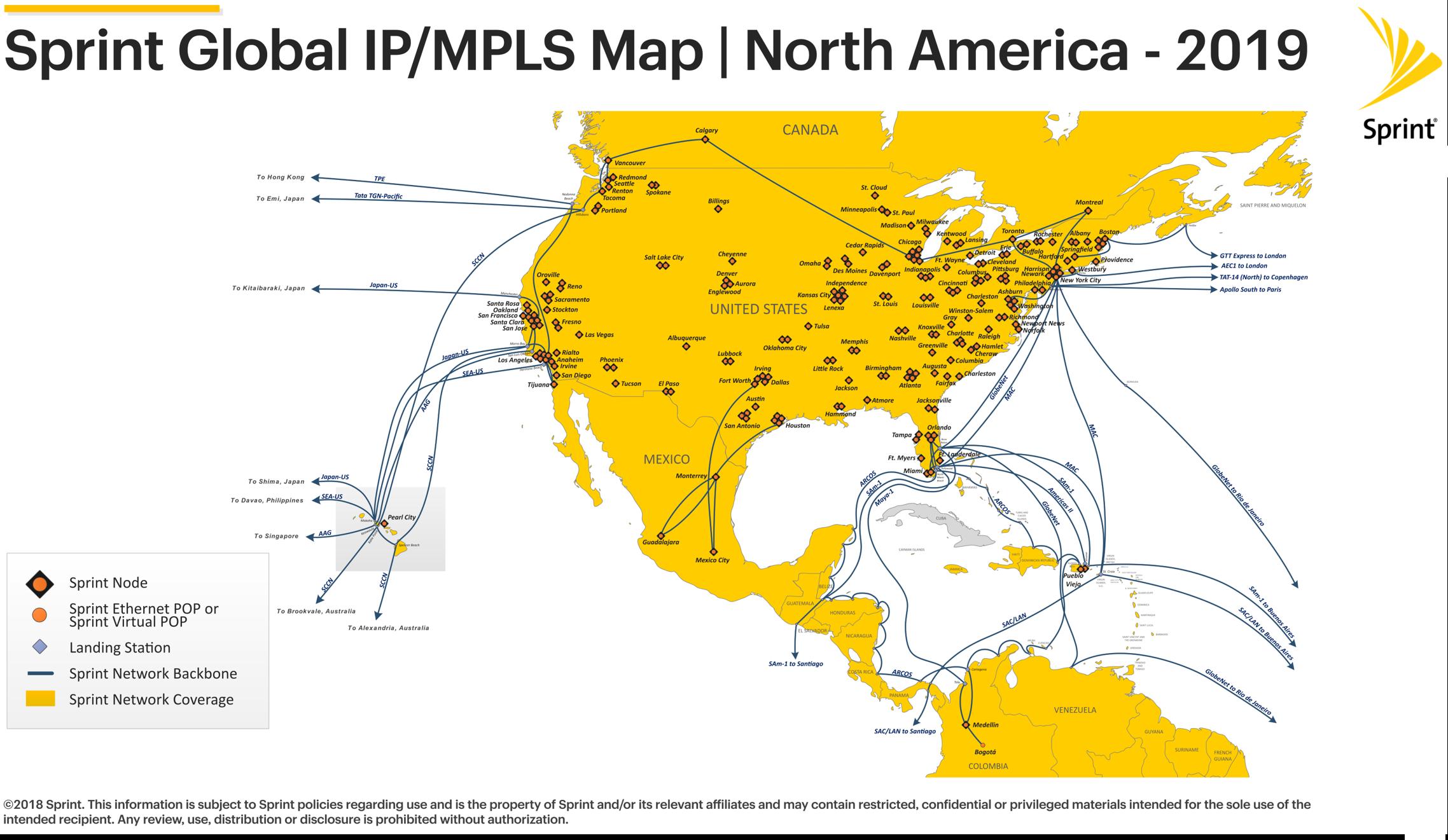 Sprint net